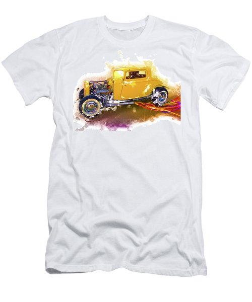 1932 Ford Hotrod Men's T-Shirt (Athletic Fit)