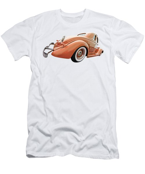 1935 Ford Coupe In Bronze Men's T-Shirt (Athletic Fit)