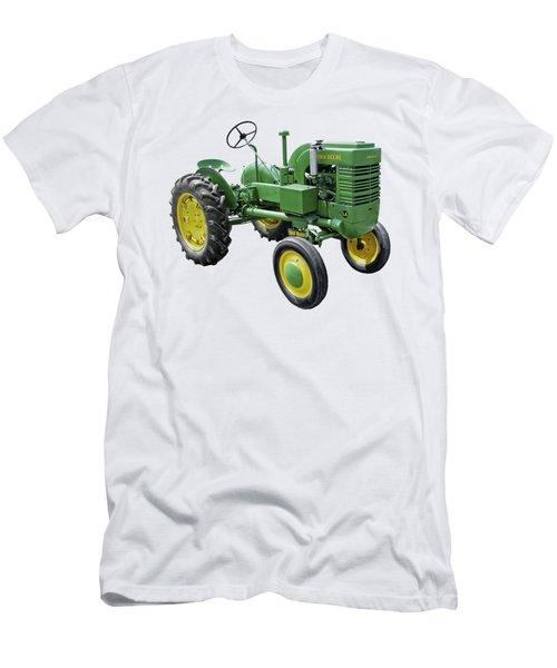1944 John Deere Farm Tractor - T-shirt Men's T-Shirt (Athletic Fit)