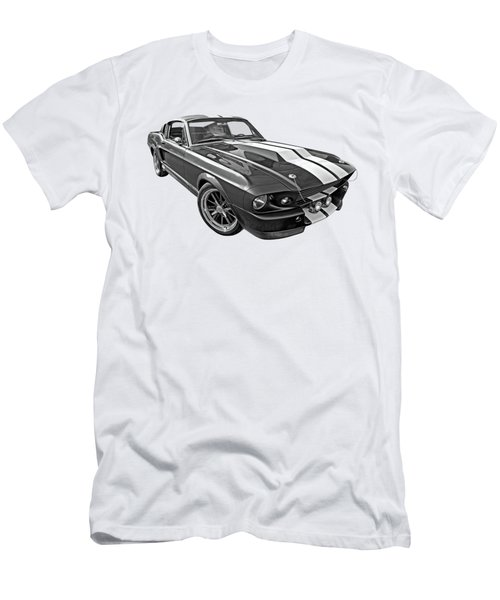 1967 Eleanor In The Clouds Men's T-Shirt (Athletic Fit)