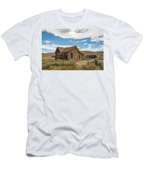 Bodie California Men's T-Shirt (Athletic Fit)