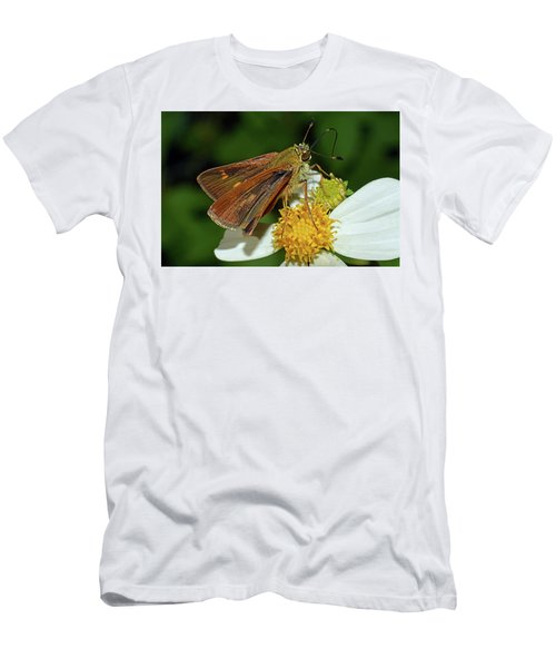 Skipper Butterfly Men's T-Shirt (Athletic Fit)