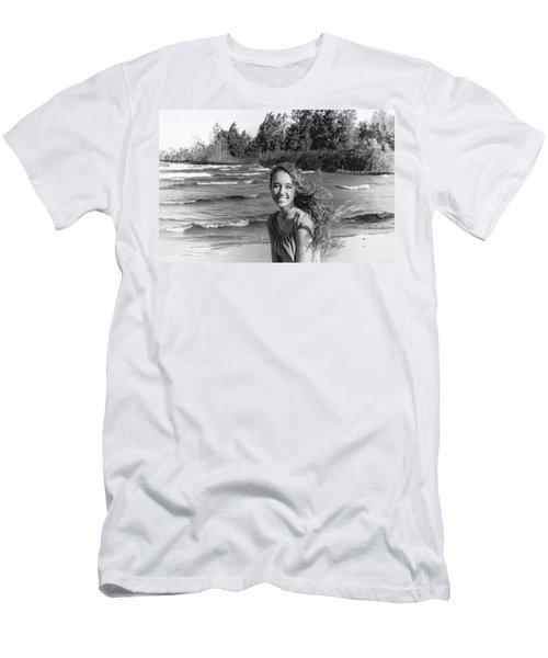 3CE Men's T-Shirt (Athletic Fit)
