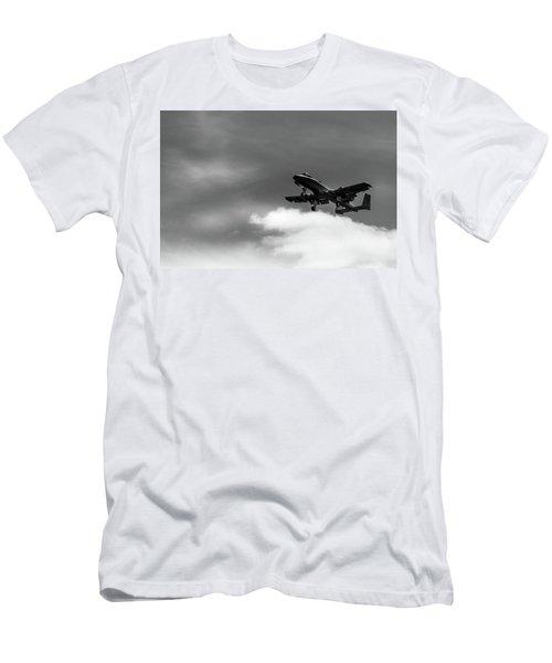 A-10 Slow Pass Men's T-Shirt (Athletic Fit)