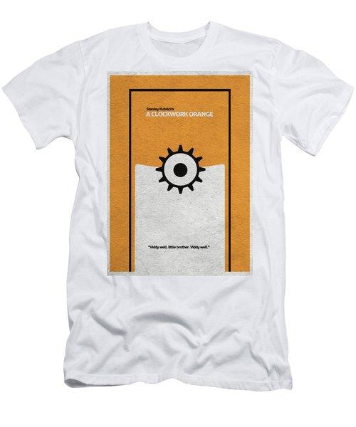 A Clockwork Orange Men's T-Shirt (Athletic Fit)