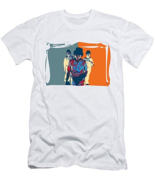 A Clockwork Orange - The Droogs  Men's T-Shirt (Athletic Fit)