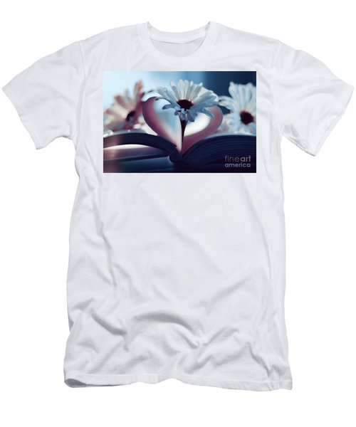 A Little Love And Light In Your Heart Men's T-Shirt (Athletic Fit)