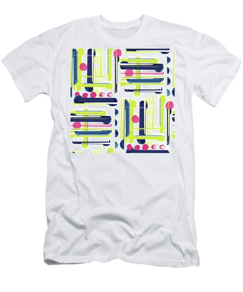 Abstract Dots, 2016 Men's T-Shirt (Athletic Fit)