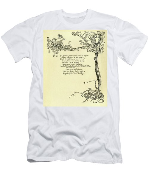 Act Two Scene Two You Spotted Snakes Men's T-Shirt (Athletic Fit)