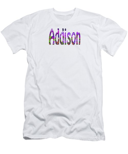 Addison Men's T-Shirt (Athletic Fit)