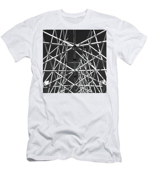 Amorphous  Sensations Men's T-Shirt (Athletic Fit)