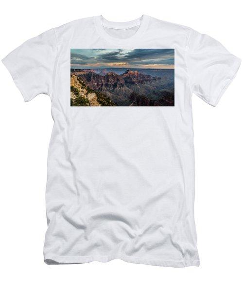 Angel Point Men's T-Shirt (Athletic Fit)