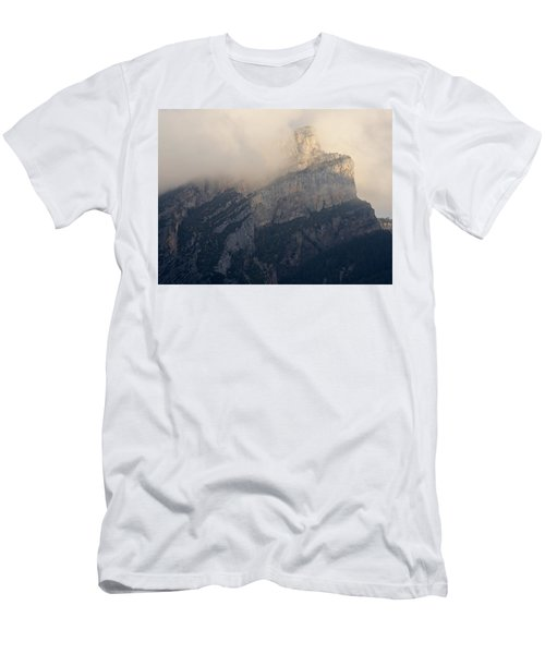 Men's T-Shirt (Athletic Fit) featuring the photograph Anisclo Abstract by Stephen Taylor
