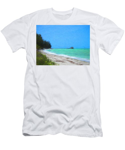 Anna Maria North Shore Men's T-Shirt (Athletic Fit)