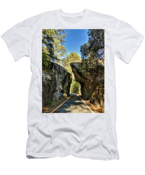 Arch Rock Entrance Men's T-Shirt (Athletic Fit)