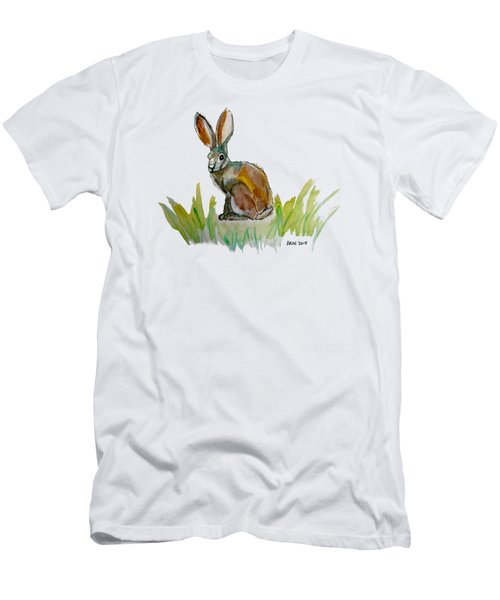 Arogs Rabbit Men's T-Shirt (Athletic Fit)