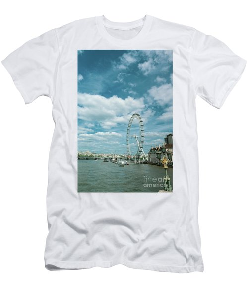 Around The World Men's T-Shirt (Athletic Fit)