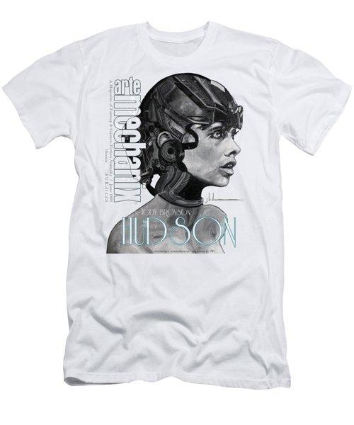 arteMECHANIX 1905 HUDSON GRUNGE Men's T-Shirt (Athletic Fit)