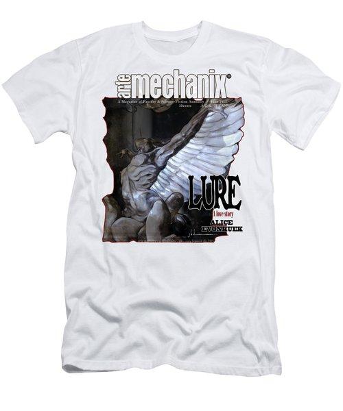 arteMECHANIX 1915 LURE GRUNGE Men's T-Shirt (Athletic Fit)