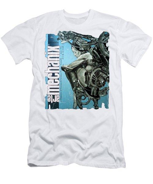 arteMECHANIX 1931 REVERIE  GRUNGE Men's T-Shirt (Athletic Fit)