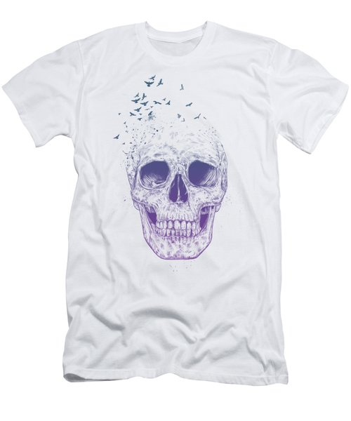 Let Them Fly Men's T-Shirt (Athletic Fit)