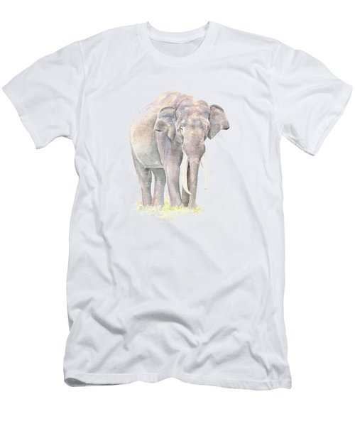 In Charge Men's T-Shirt (Athletic Fit)