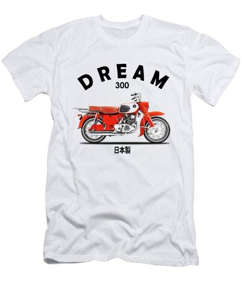 Honda Dream 1964 Men's T-Shirt (Athletic Fit)
