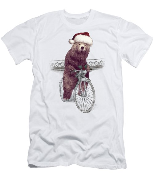 A Barnabus Christmas Men's T-Shirt (Athletic Fit)