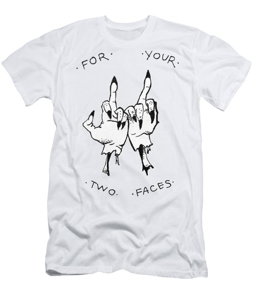 For You Men's T-Shirt (Athletic Fit)