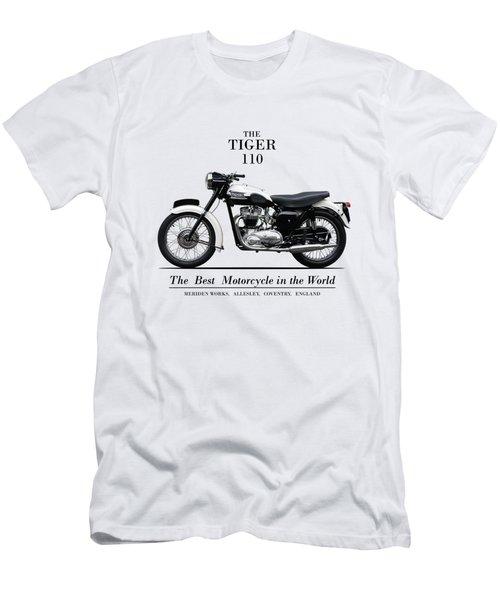The Tiger 110 Vintage Advert 1959 Men's T-Shirt (Athletic Fit)