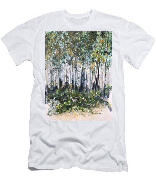 Aspenwood Men's T-Shirt (Athletic Fit)