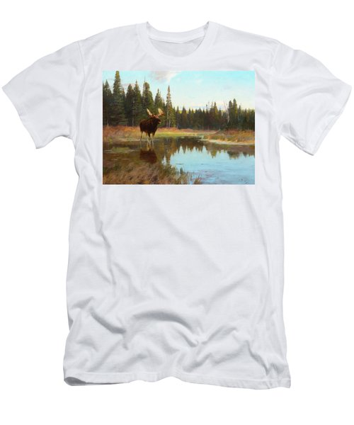 At The Deadwater, 1908 Men's T-Shirt (Athletic Fit)