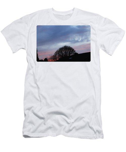 Autumn Dusk Men's T-Shirt (Athletic Fit)