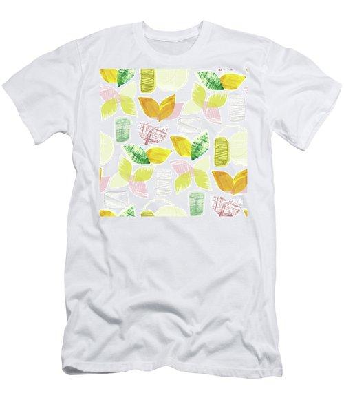 Autumn Leaves, 2016 Men's T-Shirt (Athletic Fit)