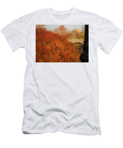 Autumn Maple Men's T-Shirt (Athletic Fit)