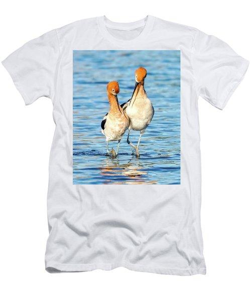 Avocet Dance Men's T-Shirt (Athletic Fit)