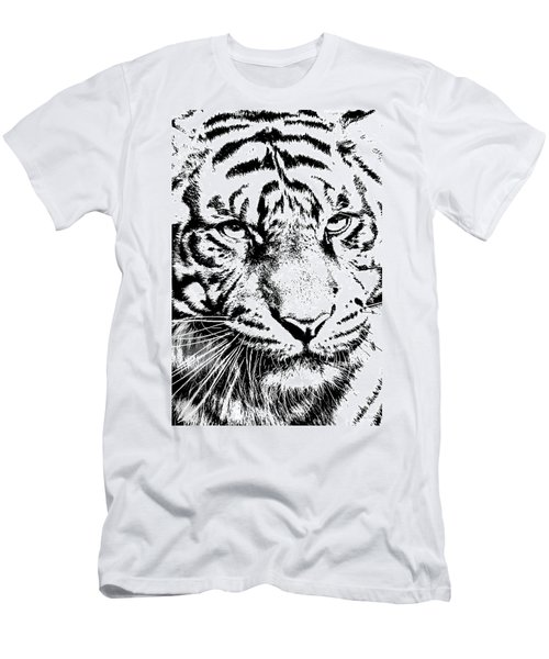 Bad Kitty Men's T-Shirt (Athletic Fit)