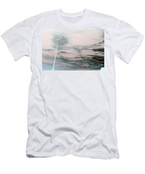 Baltic Sea #3710 Men's T-Shirt (Athletic Fit)
