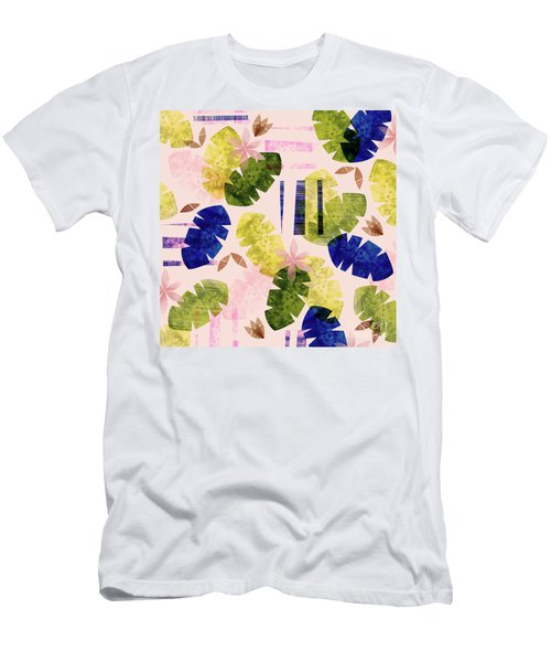 Banana Leaves, 2017 Men's T-Shirt (Athletic Fit)