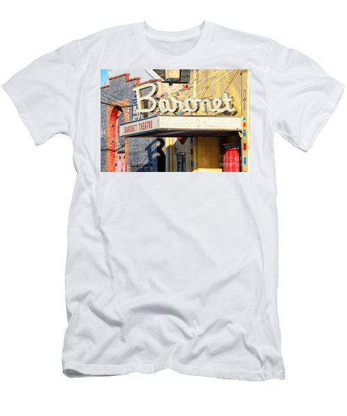 Baronet Theater Asbury Park New Jersey 1913 Demolished In 2010 Men's T-Shirt (Athletic Fit)