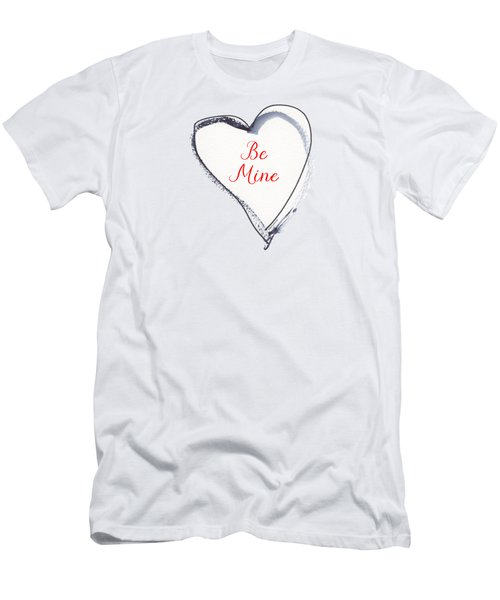 Be Mine Men's T-Shirt (Athletic Fit)