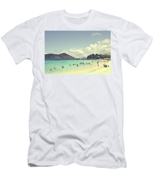 Beachscape Men's T-Shirt (Athletic Fit)