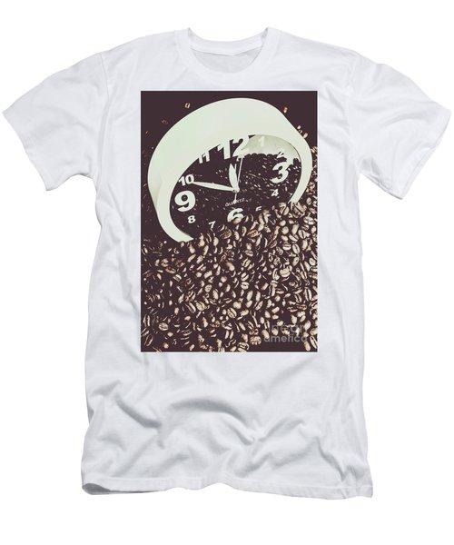 Bean Break Men's T-Shirt (Athletic Fit)