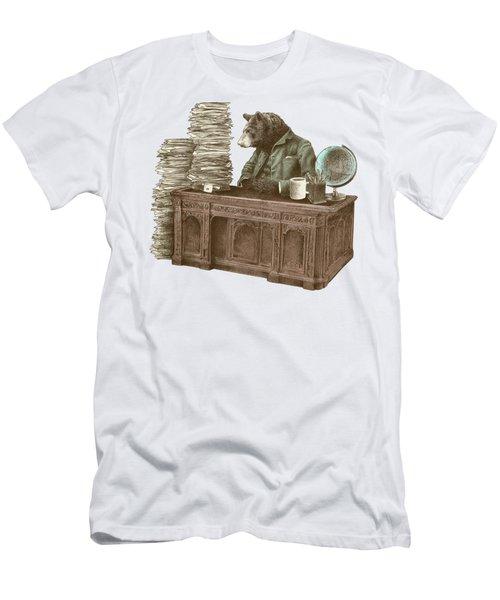 Bearocrat Men's T-Shirt (Athletic Fit)
