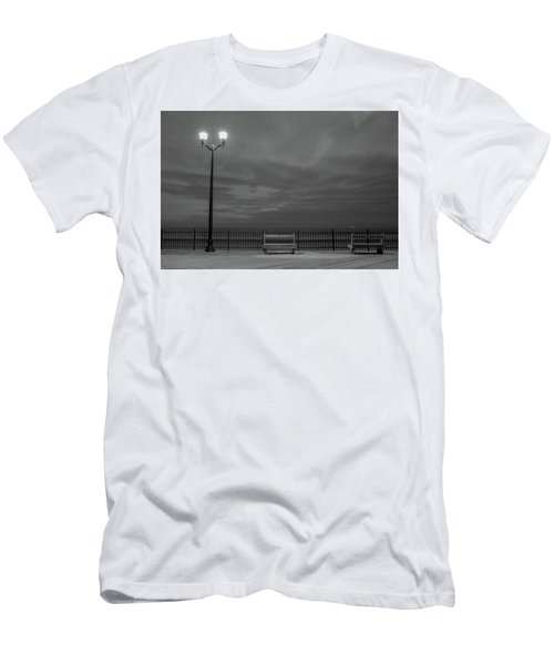 Before Dawn On The Boards Men's T-Shirt (Athletic Fit)