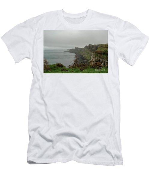 Beyond The Edge Men's T-Shirt (Athletic Fit)
