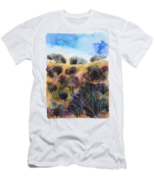 Beyond The Hills Men's T-Shirt (Athletic Fit)