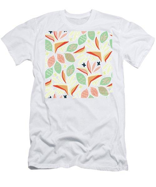 Bird Of Paradise, 2017 Men's T-Shirt (Athletic Fit)