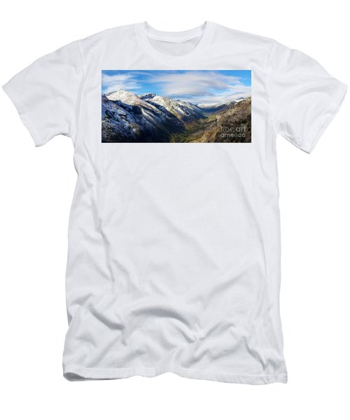 Bitterroot Valley Men's T-Shirt (Athletic Fit)