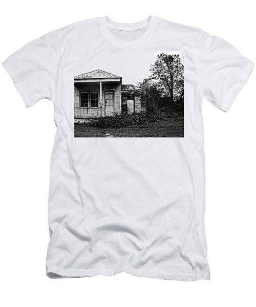 Black And White Architecture, 2 Men's T-Shirt (Athletic Fit)